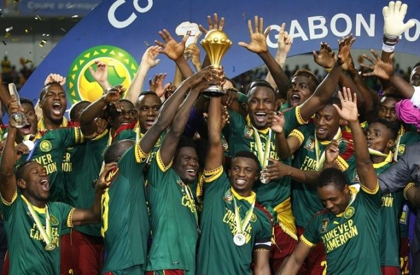Champions Cameroon among 21 teams seeking Cup of Nations places