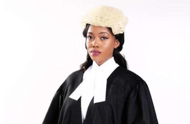 Curvy Kenyan lawyer, Corazon Kwamboka flaunts her gargantuan bare backside in new racy photos