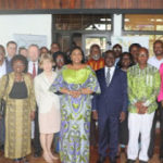 Healthy diets in Ghana. Ministers agree: must move from feeding to nourishing