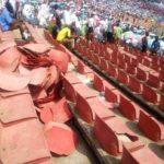 Violence breaks up among students at Baba Yara stadium