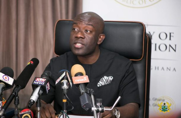 1D-1D beneficiaries didn't ask for Akosombo-like dams - Gov't FIRES NDC