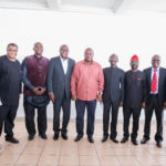 Mahama meets defeated aspirants; calls for united NDC to win 2020 elections