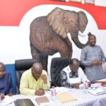 NPP elects executives for new regions May 4