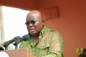 """'I'll prosecute corrupt officials in my administration if found culpable""""- Prez Akufo- Addo"""