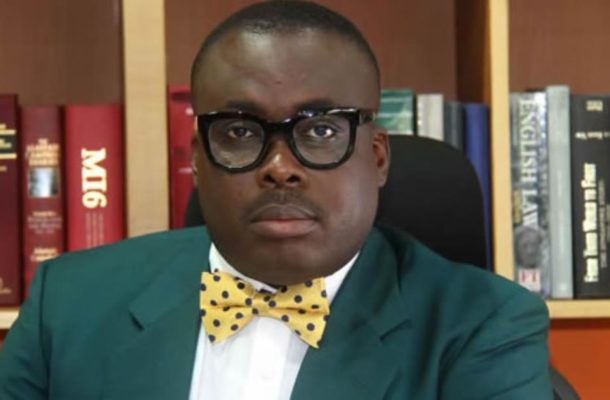"Adom-Otchere viciously attacks Joy FM, Manasseh over ""crass"", ""crappy"" exposé"