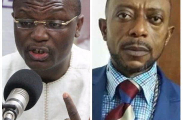 Kofi Adams reports Owusu Bempah to CID over threats on Akufo-Addo