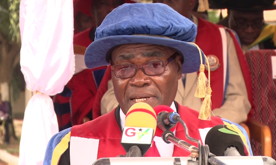 SHOCKER: UEW Council Chair promotes himself to full professor