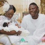 Stonebwoy confirms birth of second child, a boy