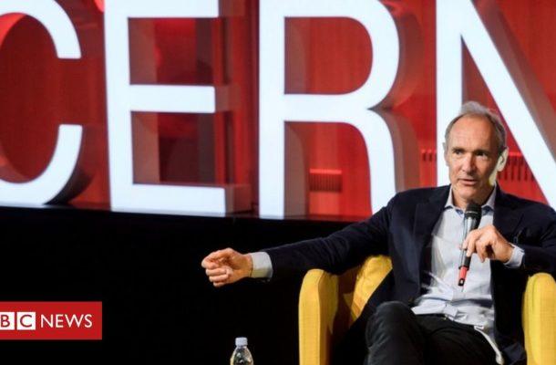 Tech Tent: The web turns 30
