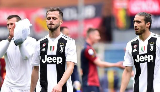 Juventus - minus Ronaldo - suffer first Serie A defeat of the season
