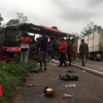 Dozens killed as Ghana buses collide