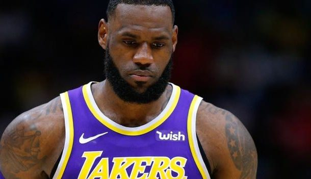 874c4333c3b LeBron James and the Los Angeles Lakers out of play-off race - what ...