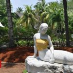 Indonesia park censors statues' breasts