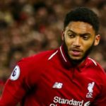 Joe Gomez: Liverpool and England defender returns to training after broken leg