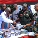 Gov't fully committed to the welfare of Armed Forces - Akufo-Addo