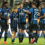 ATALANTA WERE BACK IN TRAINING THIS AFTERNOON