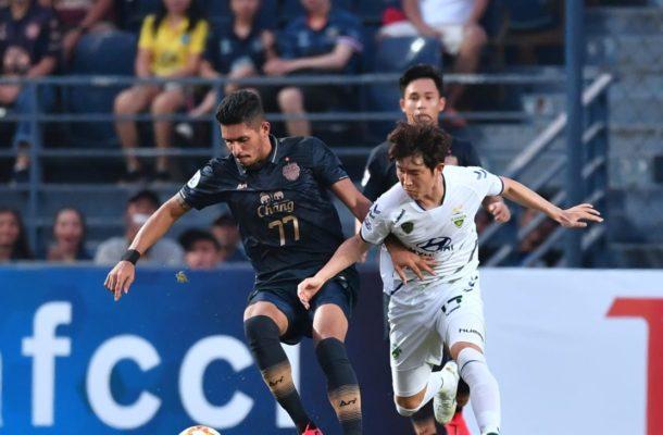 Group G: Buriram United (THA) 1-0 Jeonbuk Hyundai Motors FC (KOR)