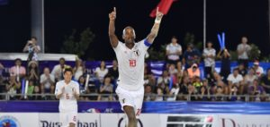 With World Cup place secured, Ozu's focus is on the final