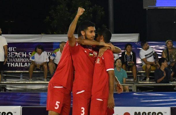 Group A: Malaysia 5-6 Palestine