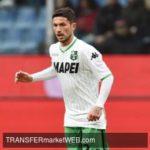 NAPOLI keen on Sassuolo midfielder SENSI