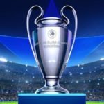 UEFA Champions league results in a convenient format