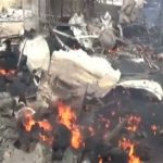Seven killed after missile hits Yemeni hospital