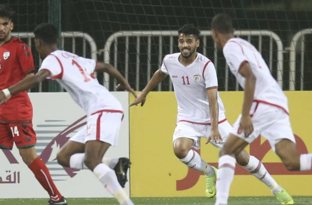 Qualifiers - Group A: Steely Oman seal second win