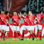 Group F: Guangzhou Evergrande FC (CHN) 2-0 Sanfrecce Hiroshima (JPN)
