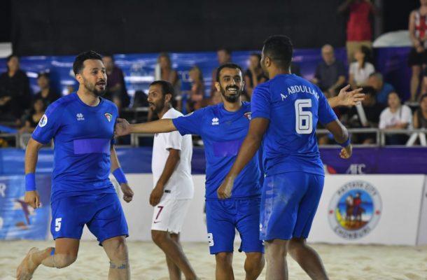 Group C: Qatar 1-8 Kuwait