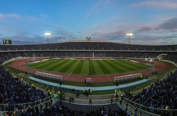 The Stadiums of the 2019 AFC Champions League