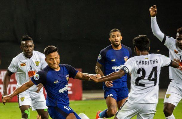 Play-off - 2nd Leg: Chennaiyin FC 1-0 Colombo FC