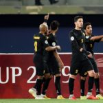 Group C: Qadsia SC 2-0 Al Suwaiq