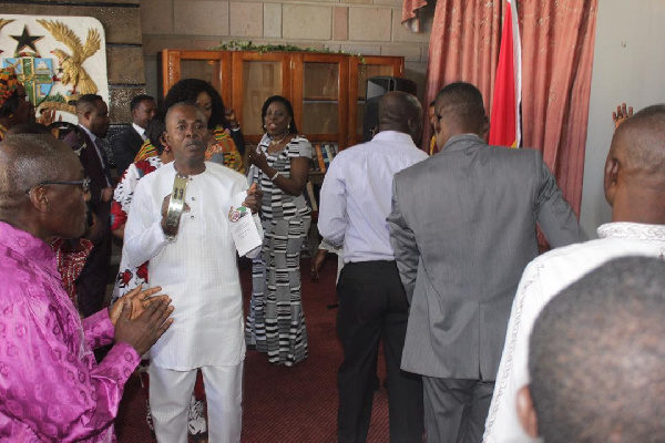 Thanksgiving Service to climax Independence Day held in Addis Ababa