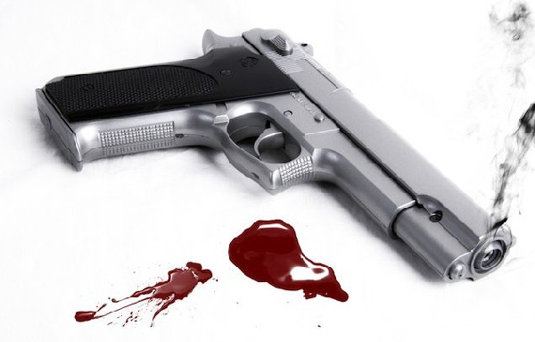 Farmer kills wife and shoots himself at Pieso