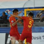 Group B: China PR 9-3 Kyrgyz Republic