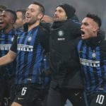 INTER: TOWARDS THE LAZIO GAME