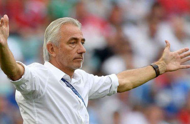 Bert van Marwijk takes charge of UAE