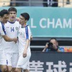 Uzbekistan edge China PR for third place
