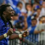 Gomis eager for Continental challenge