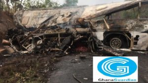 Police confirm 55 deaths in the Techiman-Kintampo highway accident