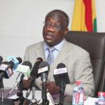 Kofi Nti, other commissioners still at post - GRA