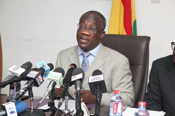 Kofi Nti, other commissioners still at post - GRA