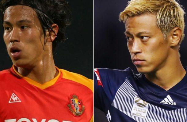 Keisuke Honda comes full circle in Japan return