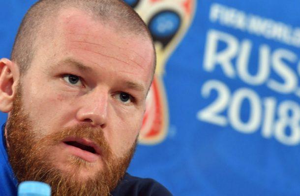 Iceland captain Gunnarsson joins Qatar's Al-Arabi