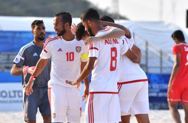 UAE edge Oman to seal final berth