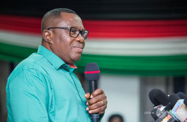 NDC now trust NIA; Orders members to get Ghana Card