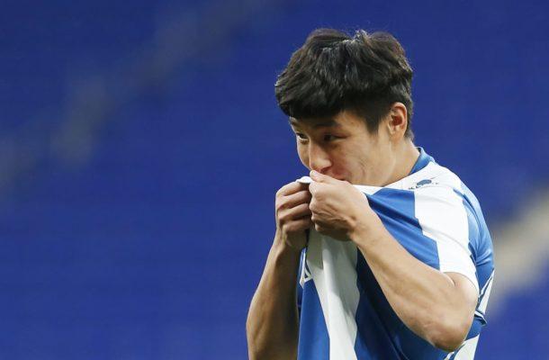 Wu Lei makes history for China PR in La Liga