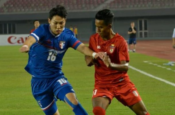 Myanmar, Chinese Taipei settle for stalemate