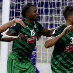 Group A: Al Nassr (KSA) 2-3 Zobahan FC (IRN)