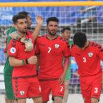 Group A: Afghanistan 3-2 Malaysia (AET)